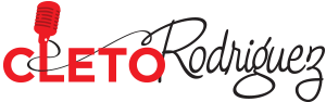 Cleto Rodriguez Comedy Logo